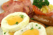 Bacon And Eggs Photo