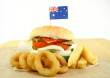 Aussie Burger Photo